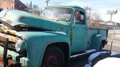 Dirt Cheap: 1953 Ford F100 For $500 - http://barnfinds.com/dirt-cheap-1953-ford-f100-for-500/