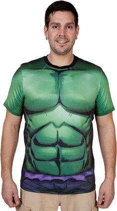 The Hulk Costume Shirt