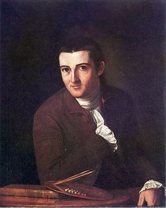 John Trumbull (self-portrait) (1756-1843) was an American artist during the period of the Revolutionary War.  He was the son of Jonathan Trumbull, Governor of Connecticut from 1769 to 1784.  A soldier in the Revolutionary War, John Trumbull was second personal aide to General Washington.  In 1780, he went to London where he studied under Benjamin West and painted his first two battle scenes.  In 1794, Trumbull acted as secretary to John Jay during negotiations of the treaty with Great…