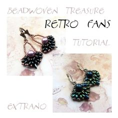 Twin / SuperDuo - RETRO FANS | JewelryLessons.com
