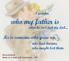 ya fiction | book quotes | Olivia Birdsall | quotes about fathers