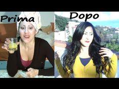 RIMEDIO NATURALE per CAPELLI Facile e Veloce!!! - YouTube