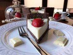 Przepisy - Trener personalny McFit | Warszawa | Łukasz Gąsiński Ricotta, Catering, Cheesecake, Fitness, Food, Diet, Catering Business, Gastronomia, Cheesecakes