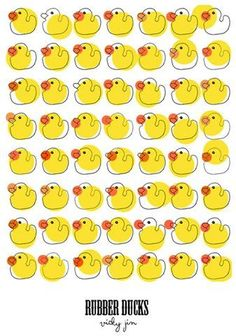 Browse all of the Cute Rubber Ducks photos, GIFs and videos. Find just what you're looking for on Photobucket Duck Wallpaper, Pattern Wallpaper, Paint Shop, Rubber Duck, Textile Prints, Cute Pictures, How To Find Out, Duck Duck, Donald Duck