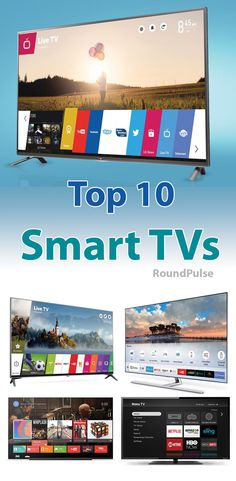 Going to buy a TV? Guide you Top 10 Smart TVs