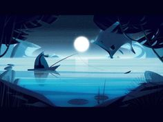 Unexpected ending by BluBlu Studios #Design Popular #Dribbble #shots
