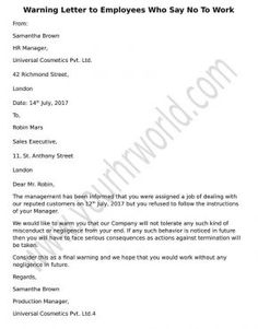 Acknowledgement Letter For Product Return