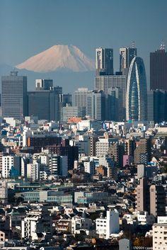 Incredible Journey • Tokyo & Mount Fuji