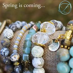 Are you ready for Spring? #armcandy #bracelets