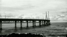 Bridges become frames for looking at the world around us. - Bruce Jackson  Photo credit: Yash Varia