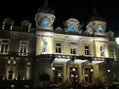 Monte Carlo casino #travel #roadtrip #France #Europe #Monaco #car #rich