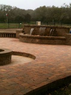 Water features are prefect