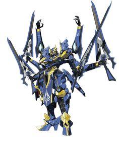 Ikaruga Knights and Magic Arte Gundam, Gundam Art, Robot Concept Art, Armor Concept, Lagann Gurren, Mode Cyberpunk, Armored Core, Mecha Suit, Gundam Wallpapers