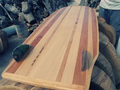 Wawa Wooden Surfboards - a anachronistic little wooden surfboard company where quality, respect for our roots and a belief in the sanctity of nature are cornerstones. Surfboard Skateboard, Wooden Surfboard, Duck Boat, Paddle Boat, Surfs Up, Butcher Block Cutting Board, Surfboards, Alaia, Kite