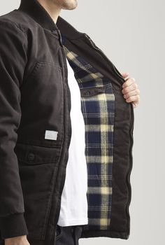 Steader Jacket - Altamont - Jackets & Outerwear : JackThreads