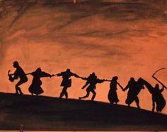 """El séptimo sello [Ingmar #Bergman, 1957] Un soldado vuelve de las cruzadas y se encuentra con su tierra azotada por la peste negra. La muerte comienza a perseguirlo y él intenta hacer un último acto que lo redima y salve a los suyos.  Apocalipsis, que se utiliza tanto al principio como al final del filme. La película empieza con las siguientes palabras: """"Y cuando el Cordero rompió el séptimo sello del rollo, hubo silencio en el cielo durante una media hora."""" #God Silence"""