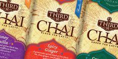 Third Street - Organic Chai BrandRevitalization