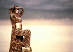 oh my god, when I was little I wanted this outfit so bad! <3 Shania Twain!
