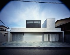 Square Skylight House / NKS Architects