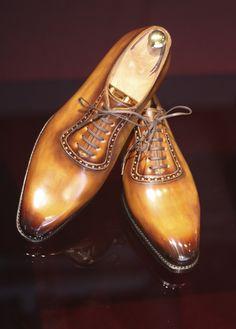 Zapatos Septième Largeur Singapore Patine Shoes
