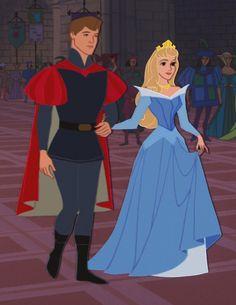 prince Philip is one of my favorite disney princes ever  and aurora is one of my favorite princesses