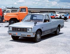 The 2nd generation of Isuzu Ute goes into production, and is a global success story, known in the lucrative US market as the Isuzu P'up, this iconic vehicle still has legions of followers today.