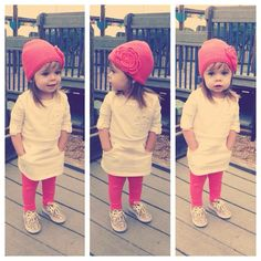 Little girls fashion..