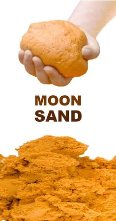 Make your own pumpkin moon sand using this easy recipe for play! #pumpkinmoonsand #moonsandrecipe #moonsand #playdoughrecipe #growingajeweledrose #activitiesforkids Science For Toddlers, Creative Activities For Kids, Educational Activities For Kids, Projects For Kids, Crafts For Kids, Sensory Activities, Toddler Activities, Preschool Activities, Edible Sensory Play