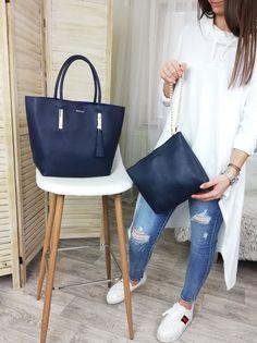 Najkrajšie kabelky.sk Longchamp, Tote Bag, Navy, Blog, Fashion, Hale Navy, Moda, Fashion Styles, Totes