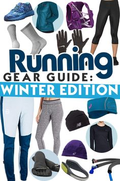 Here's what you need to get you out in the cold for your workouts Cold Weather Running Gear, Winter Running, Running For Beginners, How To Start Running, Running Tips, Half Marathon Motivation, Running Motivation, Marathon Gear, Beginner Half Marathon Training