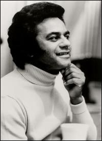 Johnny Mathis saw him in concert.  He is so unbelievably handsome and sexy, as well as extremely talented