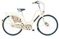 Electra Amsterdam Fashion Shimano 3i Bloom Cream Ladies