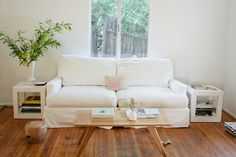 Claire Cottrell's Serene Home by decor8, via Flickr