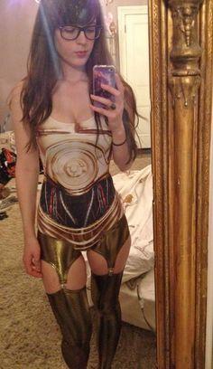 3PO swimsuit