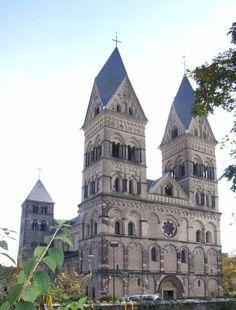 Kirche Maria Himelfahrt in Andernach