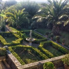 The courtyard garden sculpted from the old farmyard at Ednovean Farm is full of flamboyant Date Palms West Cornwall, Farm Gardens, Farm Yard, Palms, Happy Easter, Sculpting, Old Things, Awesome, Happy Easter Day