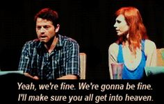 The fire alarm went off and Misha asked everyone to remain seated.