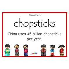 Teaching your class all about China has never been easier with this fun and informative resource! Covering facts such as population, size, continent a China Facts, All About China, Continents, Teaching, Education, Cover, Nature, Fun, Naturaleza