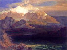 Burgundy Baron's Blog: Carl Rottmann painting