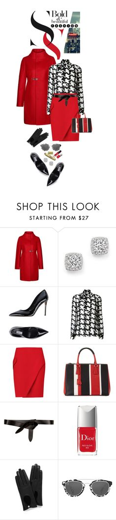 """""""THE BOLD & BEAUTIFUL"""" by shortyluv718 ❤ liked on Polyvore featuring FAY, Bloomingdale's, Magdalena, Semilla, Dsquared2, Carven, Prada, Étoile Isabel Marant, Christian Dior and Mulberry"""