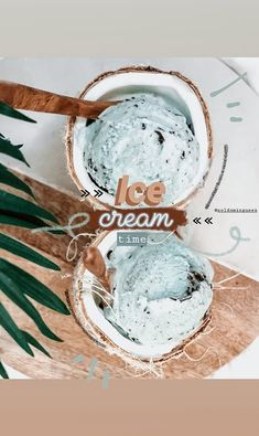#coconut #icecream #instagram #ig #instastories