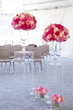 Featured Photographer: Gene Higa; Wedding ceremony idea.