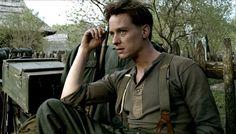 Tom Schilling. Hot Wartime German