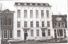 Klooster franciscanessen van Oudenbosch (onderwijscongregatie) aan de Haven.
