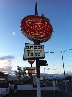 Champagnes Cafe in Las Vegas, NV