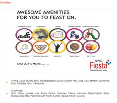 Facilities for you from ALPINE FIESTA.