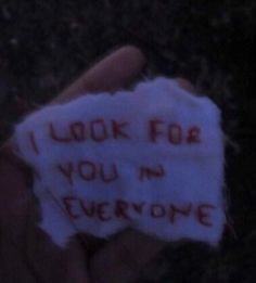 i think when you lose someone, you look for them in everyone you love Aesthetic Grunge, Quote Aesthetic, Couple Aesthetic, Aesthetic Pictures, Arctic Monkeys, Pretty Words, Mood Quotes, Crush Quotes, Decir No