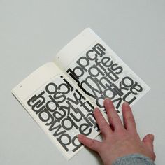 Stapled in a screenprinted silver cardboard cover, the zine (titled 'Automatically Arranged Alphabets') contains a Experimental Jetset - typographic experiment involving software-generated compositions (part of a series of sketches made between 2014–2015).