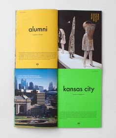 The Kansas City Art Institute is a leader in visual art and design education. In true art school form, they were looking to push the boundaries with their recruitment brochure. However, the book had to appeal to the creativity of potential students as well as the practicality of a parent. The school enrolled Design Ranch to create a unique, dual book design meant to inspire and inform at the same time. One side of the book showcased the details on classes and degrees while the other excited…