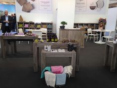 Notre stand NAJEL à Vivaness 2015 !  Our NAJEL booth at Vivaness 2015 !